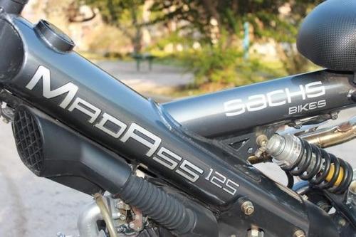 moto sachs madass 125cc