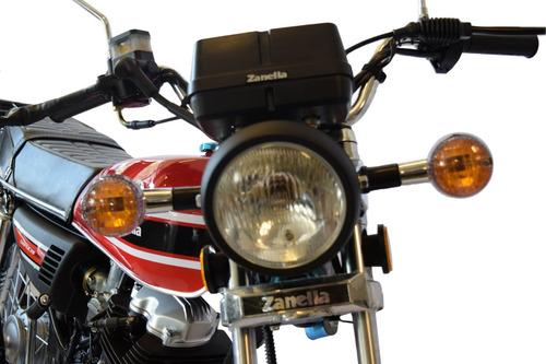 moto sapucai clasica 200 cc zanella 0km 2017
