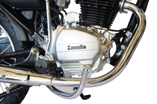 moto sapucai clasica  200 cc zanella 0km 2018