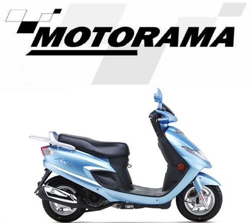moto scooter 125 suzuki