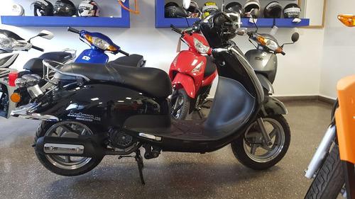 moto scooter 150 guerrero gsl 150 andiamo bikecenter al