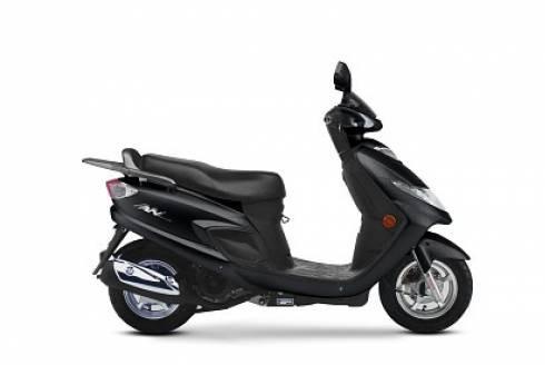 moto scooter an 125 suzuki 0k- concesionaria motorama