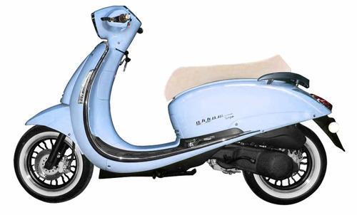 moto scooter beta tempo 150 0km retro vintage urquiza motos