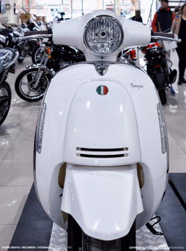 moto scooter beta tempo 150 0km urquiza motos