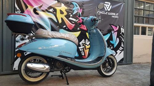 moto scooter beta tempo arrow de luxe 150 0km 2020 19/7