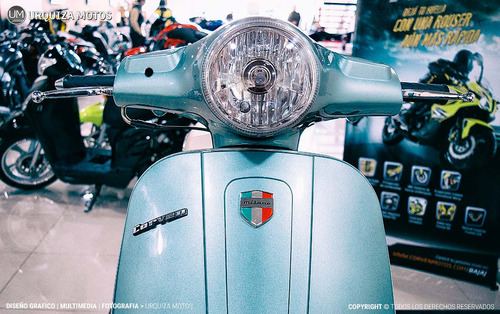 moto scooter corven expert 150