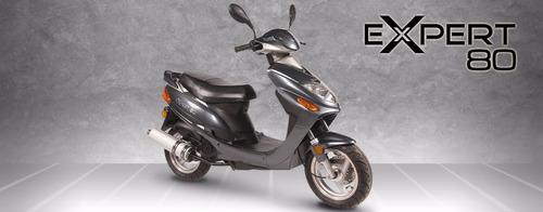 moto scooter corven expert 80 negra 0km urquiza motos