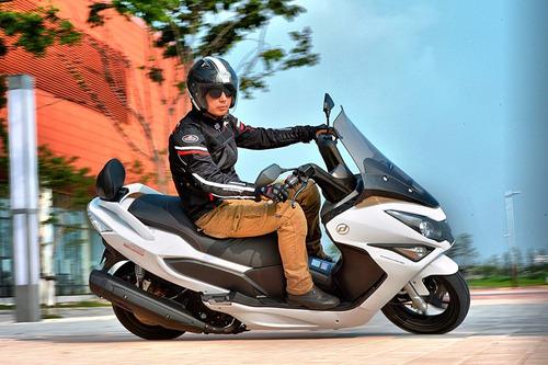 moto scooter daelim