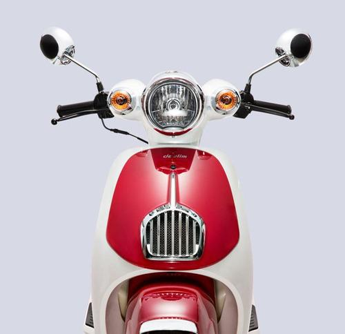 moto scooter daelim besbi 125 0km urquiza motos like z3
