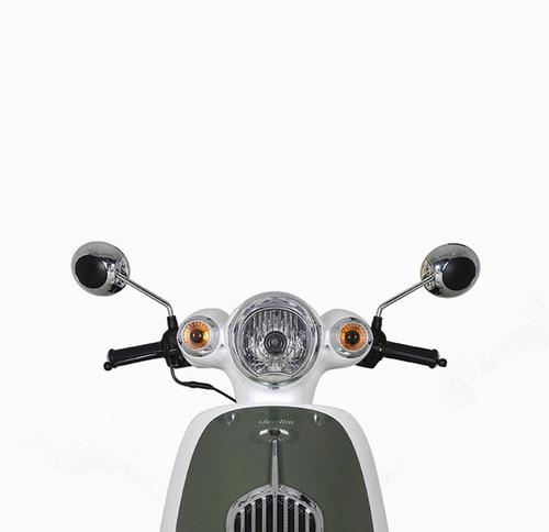 moto scooter daelim besbi 125 motos