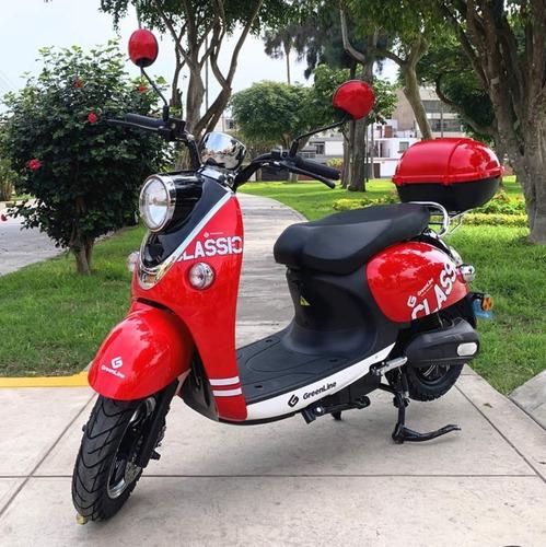moto scooter eléctrica 1000w totalmente nueva