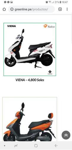 moto scooter electrica bicimoto 100% libre de mantenimiento
