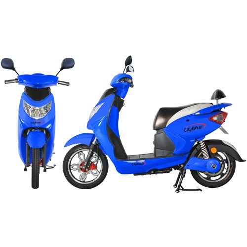 moto scooter electrica es17 500w nuevo video