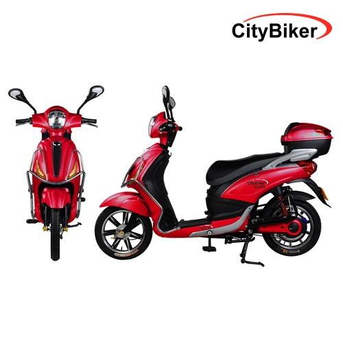 moto scooter electrica es33 500w nueva video
