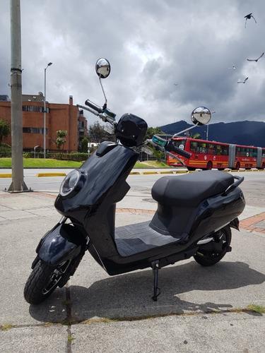 moto scooter eléctrica new city 1500w litio extraible nuevas