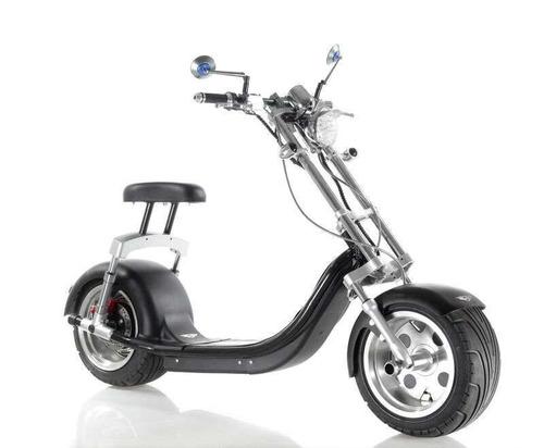 moto scooter electrica nueva sin uso 2018 estilo harley