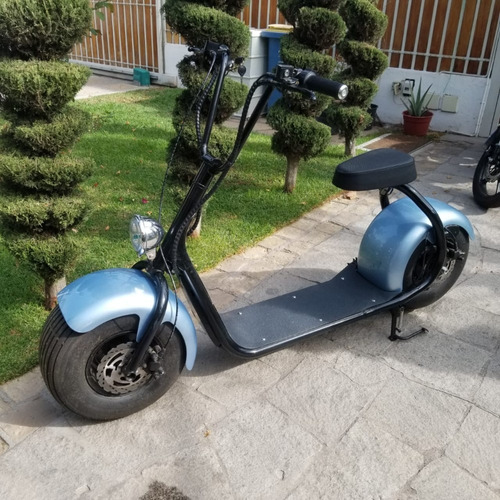 moto scooter electrica seev citycoco city coco impecable