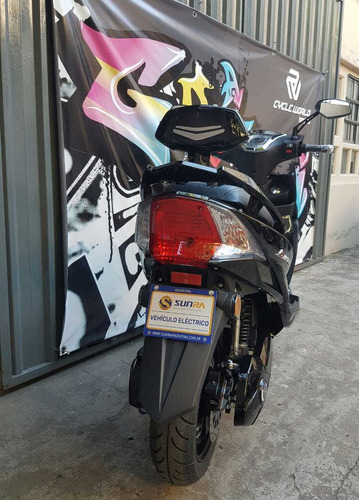 moto scooter electrica sunra hawk gel 3000w sin tramites ya