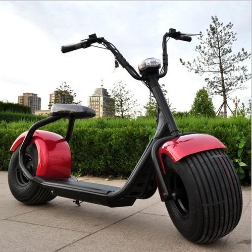 moto scooter electrico 1000w 45km/hr nuevas empaquetadas