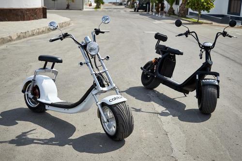 moto scooter eléctrico cattini  - georgina