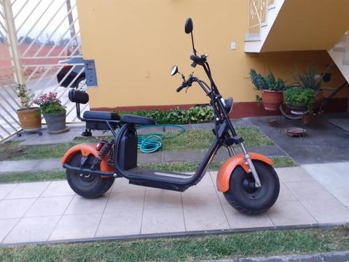 moto scooter eléctrico (citycoco)