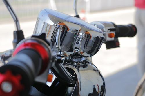 moto scooter eléctrico - dynamo bikes