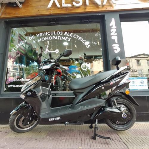 moto scooter electrico sunra hawk nuevo 0km bateria litio