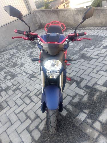 moto scooter elétrica 1500w (400 km autonomia)