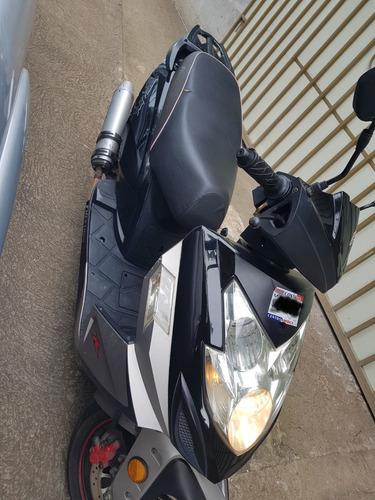 moto scooter firehawk 150cc. 2017