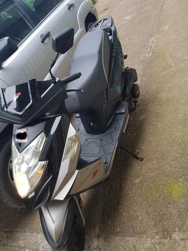 moto scooter firehawk 150cc