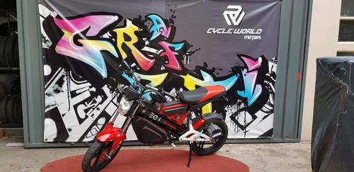 moto scooter gilera eg1 0km 2020 electrico plegable litio