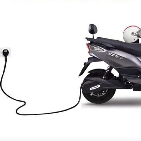 moto scooter gilera eg1 okm 2020 electrico plegable litio