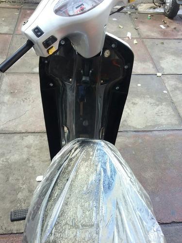 moto scooter hao bao hb110 500km r$3990a vista ou 12x cartão