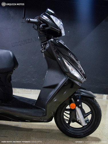 moto scooter hero dash motos