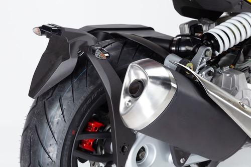 moto scooter italjet dragster 200cc abs akrapovic