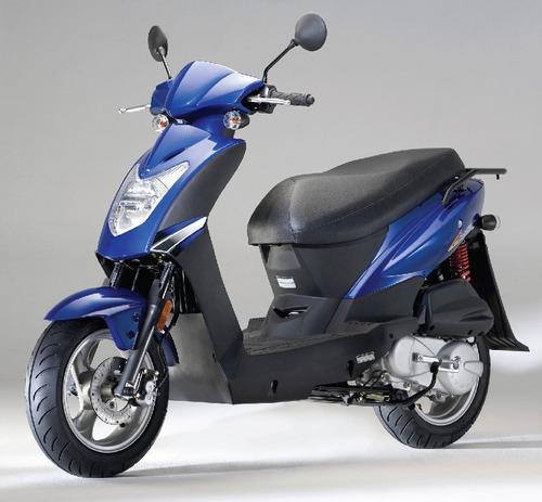 moto scooter kymco agility 125 - 0km 2018 - lidermoto