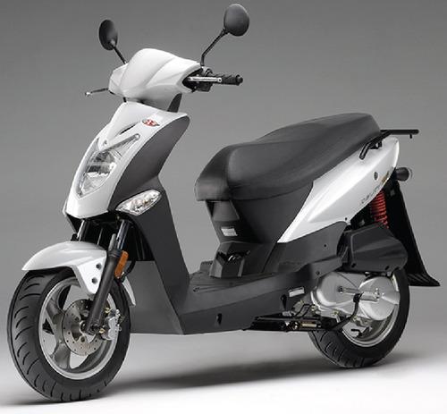 moto scooter kymco agility 125 - 0km - lidermoto