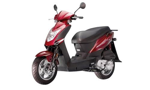 moto scooter kymco agility 125  0km urquiza motos