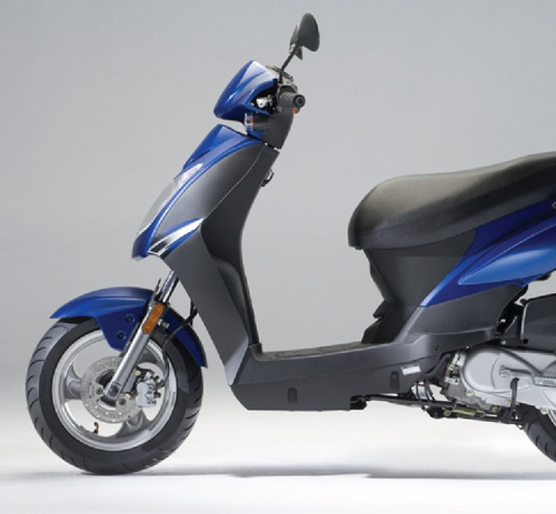 moto scooter kymco agility 125