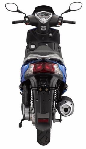 moto scooter kymco agility 200