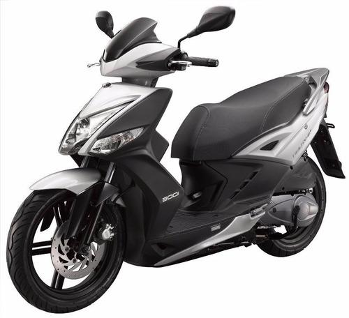 moto scooter kymco agility 200 motos