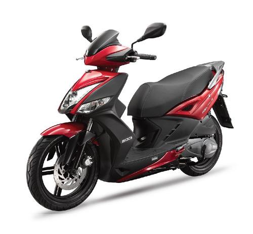moto scooter kymco agility