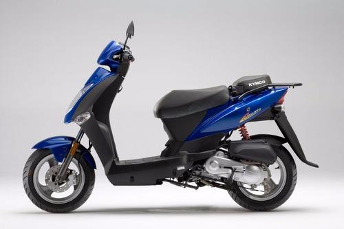 moto scooter kymco agility motos