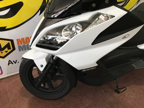 moto scooter kymco downtown 300 300i