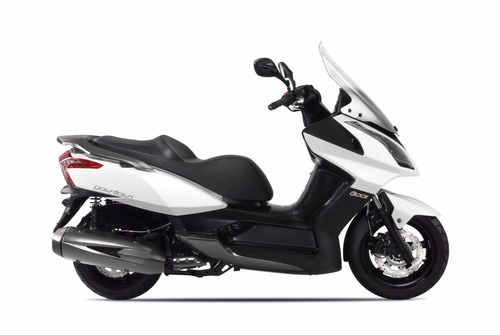 moto scooter kymco downtown 300i motos