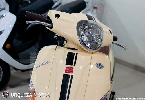 moto scooter kymco like 125 0km 2019 urquiza motos