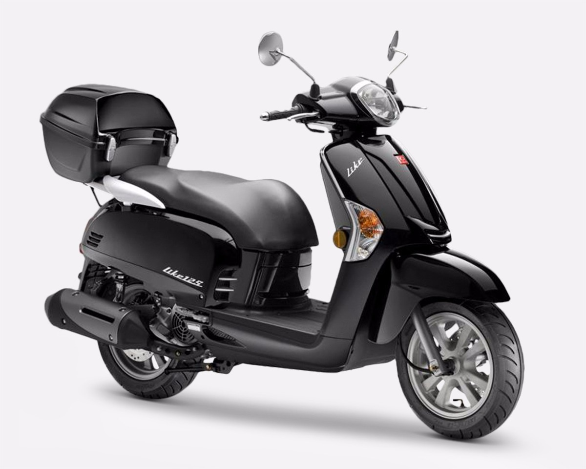 moto scooter kymco like 125 2018 0km urquiza motos en mercado libre. Black Bedroom Furniture Sets. Home Design Ideas