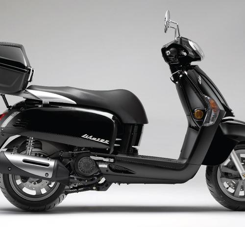 moto scooter kymco like 125