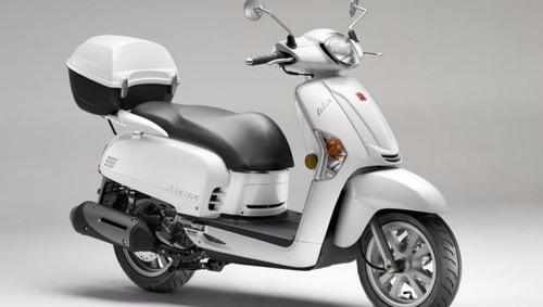 moto scooter kymco like 125 sym promocion 0km urquiza motos