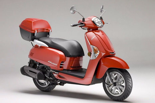 moto scooter kymco like 125 sym vespa 0km urquiza motos